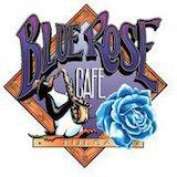 Blue Rose Cafe On River Parks Trail Logo