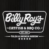 Billy Ray's B-B-Q & Catfish Logo