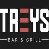 Treys Bar & Grill Logo