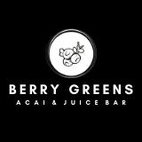Berry Greens Acai & Juice Bar Logo