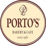 Porto's Bakery & Cafe (Buena Park) Logo