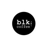 Blk Dot Coffee Logo