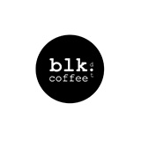 BLK Dot Coffee Logo