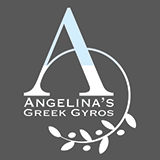 Angelina's Greek Gyros Logo