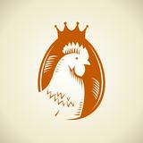 Orange Chicken Snob (DC) Logo