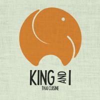 King and I Thai Logo