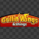 Grillin' Wings & Things Logo