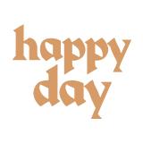Happy Day Juice Co. Logo