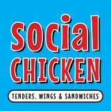 Social Chicken (Pacific Ave) Logo