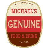 Michael's Genuine Hits (MIA17-1) Logo