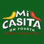 Mi Casita on 4th Logo