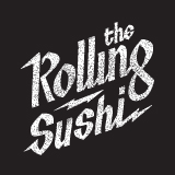 The Rolling Sushi Logo
