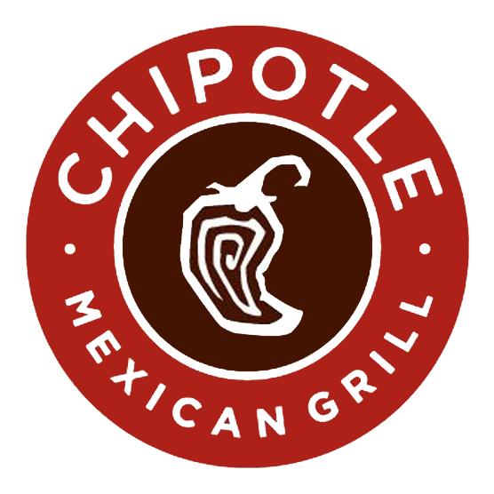 Chipotle Mexican Grill (132 E Little Creek Rd) Logo