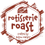 Rotisserie Roast (15424 Southfield Rd.) Logo