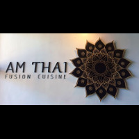 AM Thai Fusion Cuisine Logo
