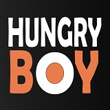 Hungry Boy Thai Cafe Logo