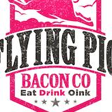 Flying Pig Burger Co Logo