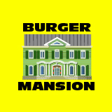 Burger Mansion Logo