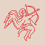 Cupid's Wings Logo