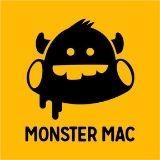 Monster Mac (7105 E Hampden Ave) Logo