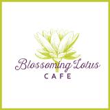 Blossoming Lotus Cafe Logo