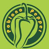 Poblano Pepper Logo