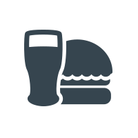 The Hangout Sports Bar & Grill Logo