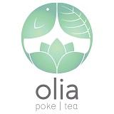 Olia Poke & Tea Logo