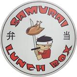 Samurai Lunch Box Logo