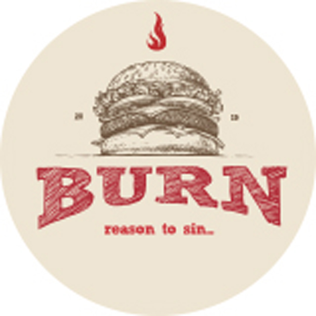Burn Burger Logo