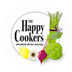 The Happy Cookers Logo
