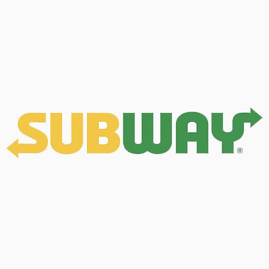 Subway - Mountain View Logo