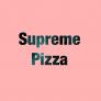 Supreme Pizza Logo