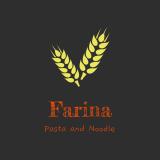 Farina Pasta and Noodle Logo