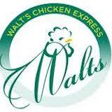 Walt's Flavor Crisp Chicken Logo
