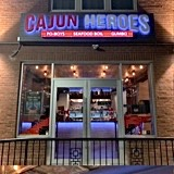 Cajun Heroes Seafood Boil & Po'boys Logo