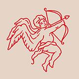 Cupid's Wings Logo
