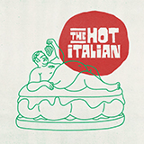 The Hot Italian Logo