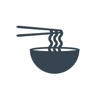 Noodle And Rice Bar Logo