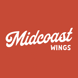 Midcoast Wings - Hilldale Logo