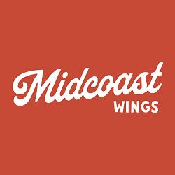 Midcoast Wings - Eastside Madison Logo