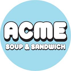 Acme Soup & Sandwich Logo