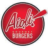 Aioli gourmet Burgers 7th and Bell Logo