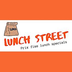 Lunch Street - Philadelphia Logo