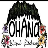 Ohana Island Kitchen Logo