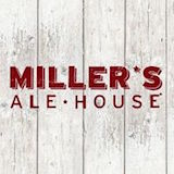 Miller's Ale House Airport Logo