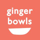 ginger bowls (Healthy Asian Bowls - Girard Ave.) Logo