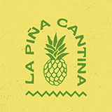 La Pina Cantina Mexican Grill Logo