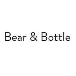 Bear & Bottle Logo
