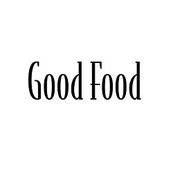 Good Food - Food Cart Logo